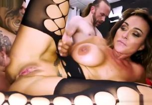 AubreyBlack And Mercedes Carrera -..