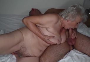 Grandmother Norma Is Having an Affair