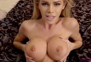 Meaty jugged stepmom Jessa luvs new..