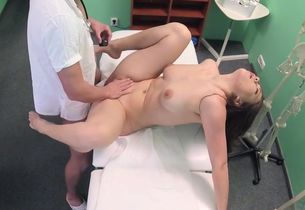 Amber Jayne & John in Cash Entices..