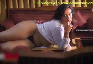 Sania bhabhi web series recent undress..