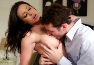 kendra fervor and her stepson making out