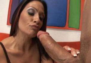 Stacked Mummy Pleases Teenager Stud