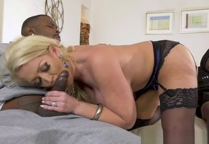 Stepmom Alura Jenson Gets Dped in..