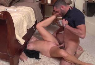 Catapulting man rod to stuck stepmom 3
