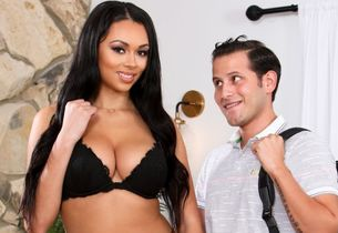 Bethany Benz & Wank Escobar in What..