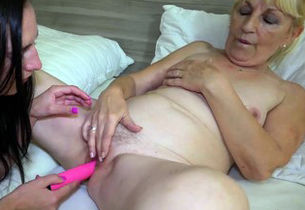 OldNanny elderly all girl matures..