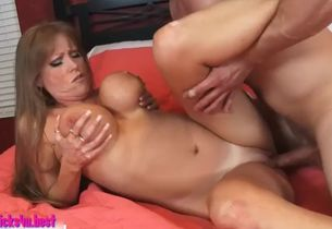 Smashing my scorching stepmom