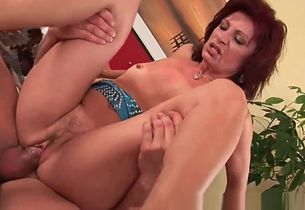 Super-naughty porno pinch Mature kinky..