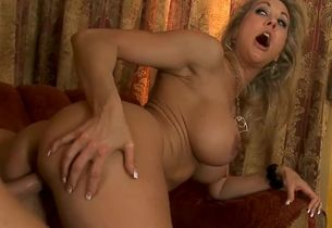 Blondie model Brandi Enjoy in xxx flick