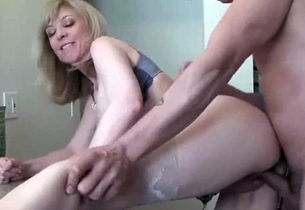 Torrid mom being ravaged