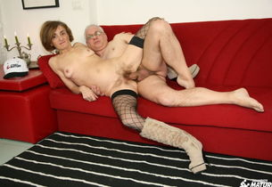 AmateurEuro - Italian Mature Duo Very..