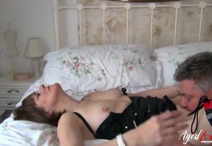 AgedLovE Brit Mature Xxx Bang and..