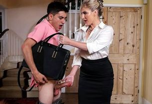 The nurse from Brazzers seduced pal of..
