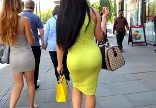 Yellow sundress cougar